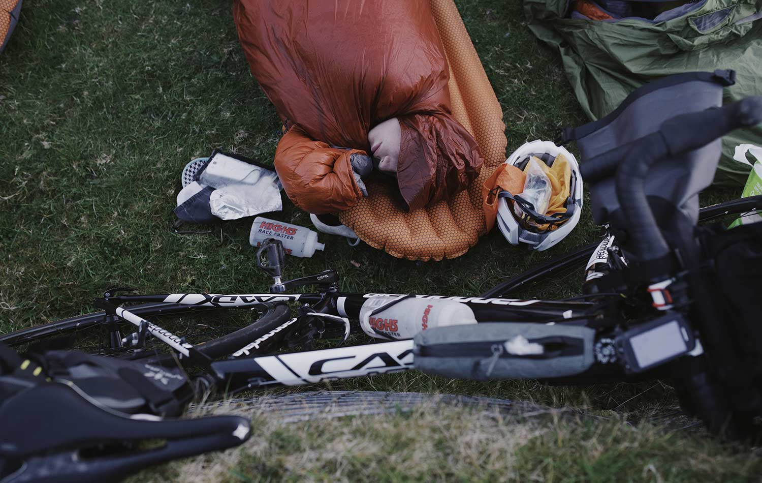 Where to sleep on a bikepacking trip | Apidura