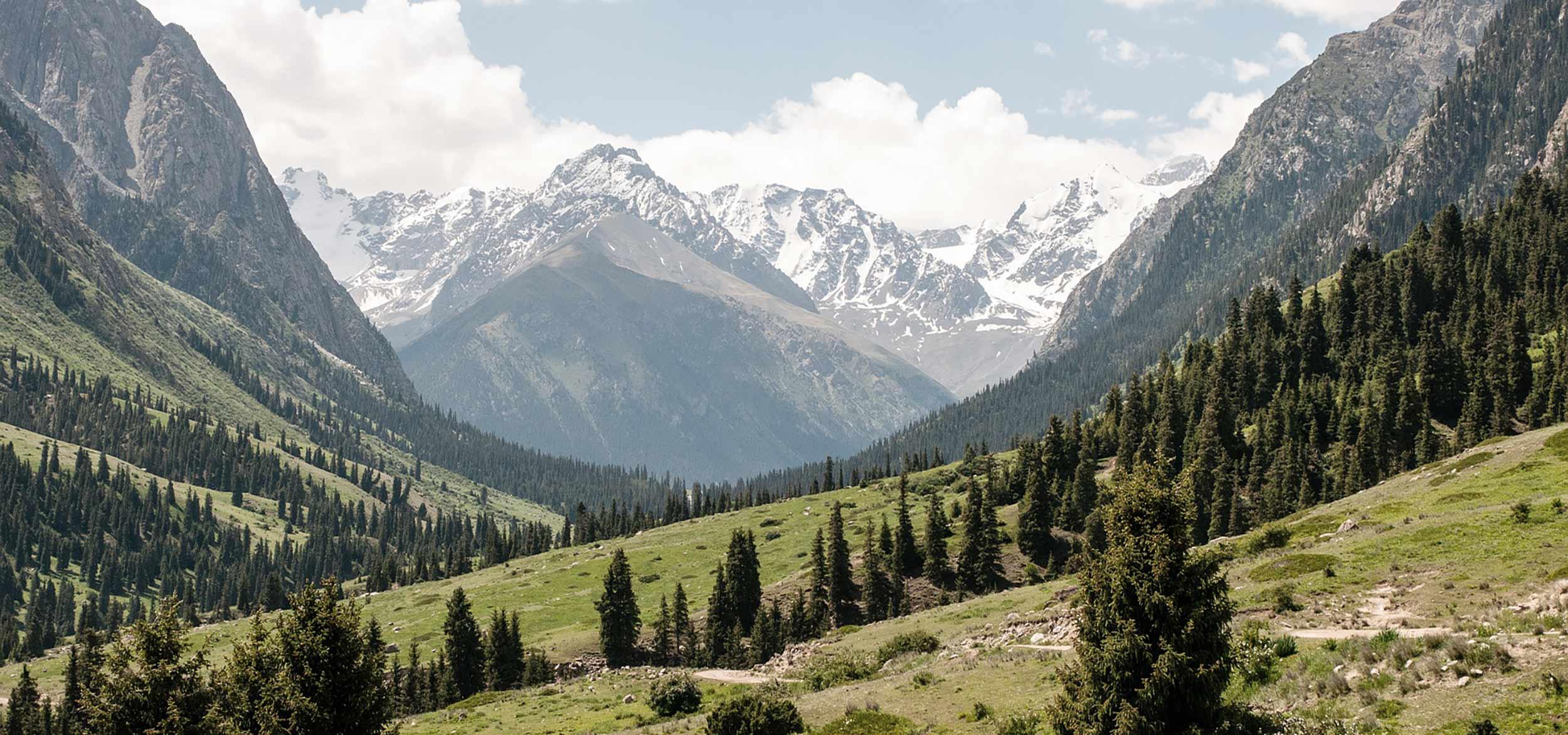 The Kyrgyzstan Mountains. Bikepacking   Apidura