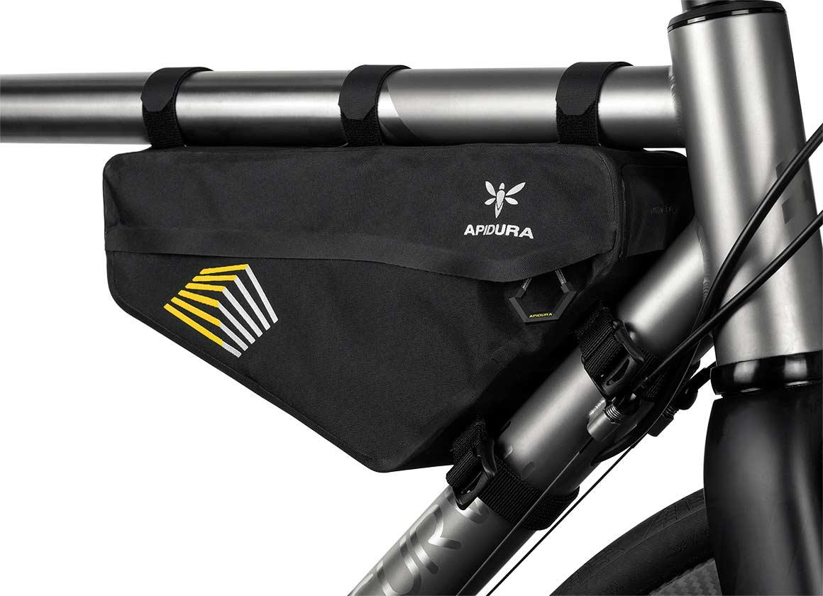 apidura bikepacking road racing pack waterproof