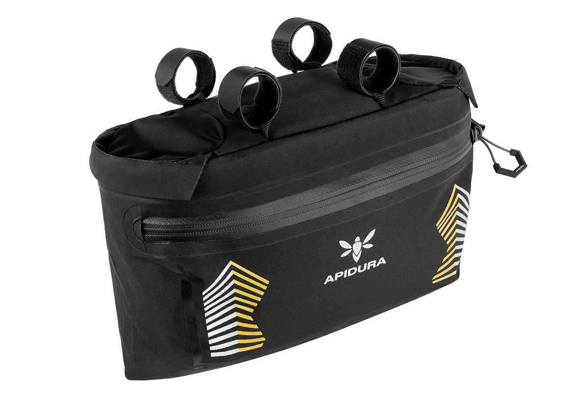 Apidura Racing Handlebar Pack 5L - Off bike bikepacking