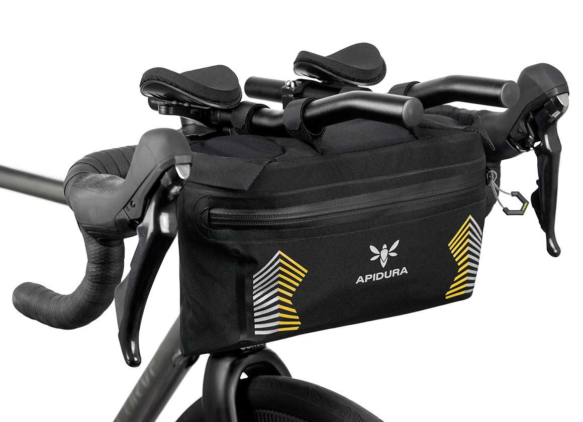 Apidura Racing Handlebar Bag aerobars