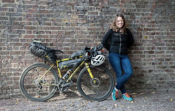 Jenny Graham Around the World - Thumbnails Image | Apidura