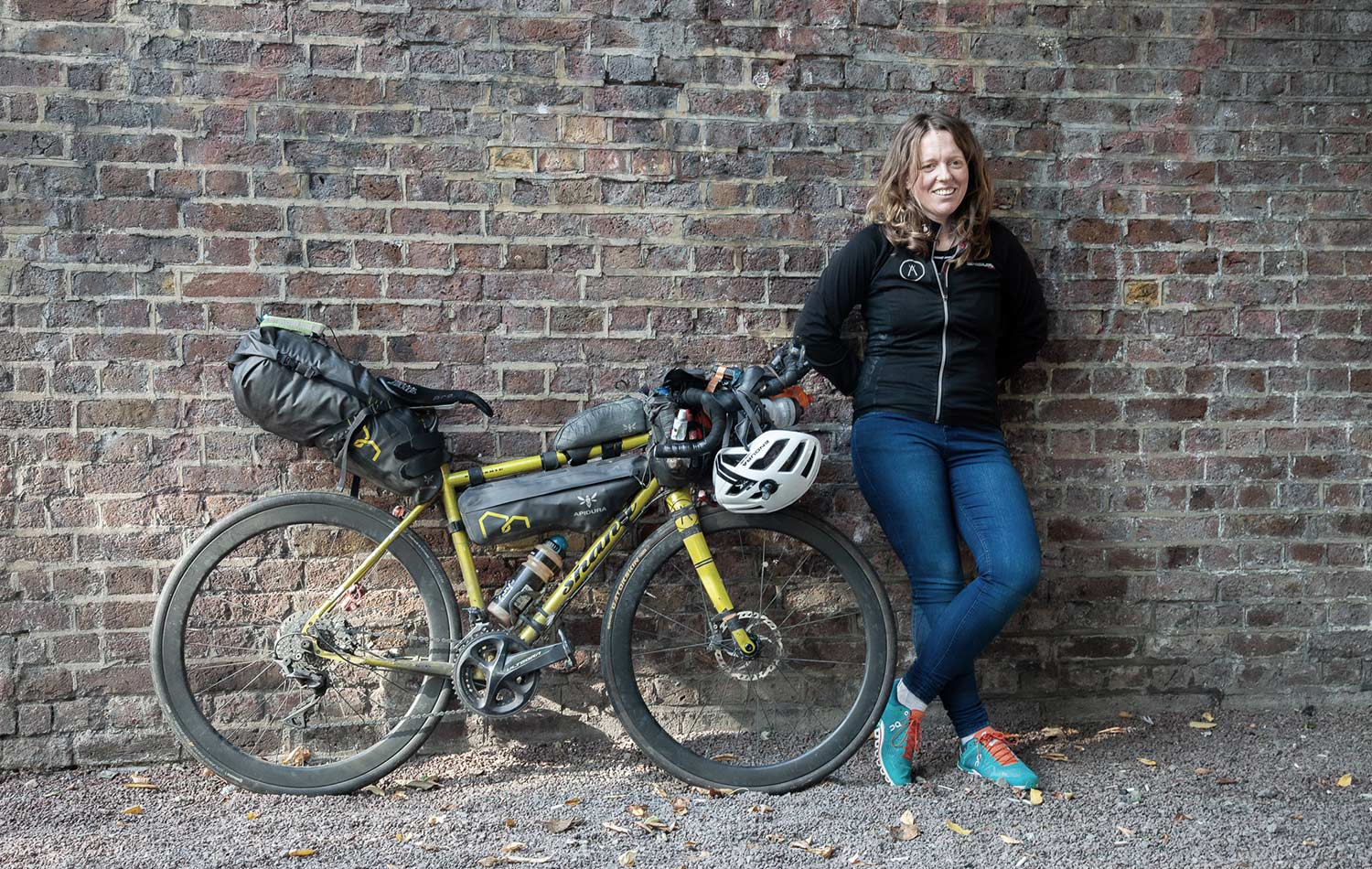 Jenny Graham Around the World | Apidura