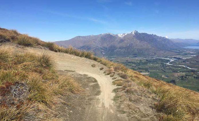 Queenstown trails