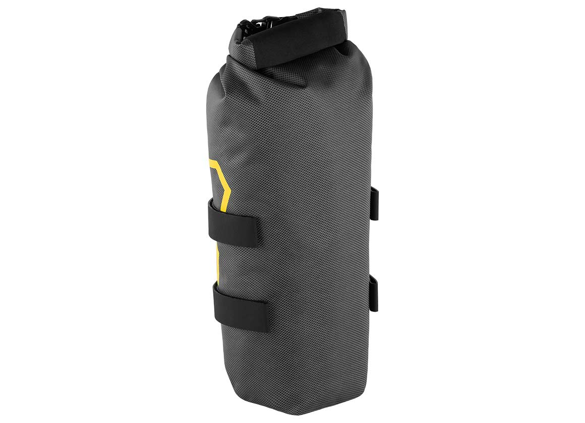 Apidura expedition waterproof fork bag bikepacking alone back