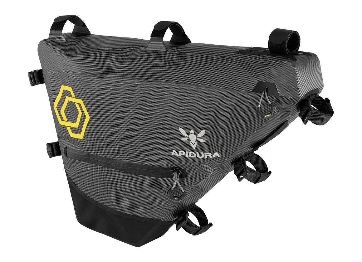 apidura bikepacking bag expedition medium size full frame pack waterproof