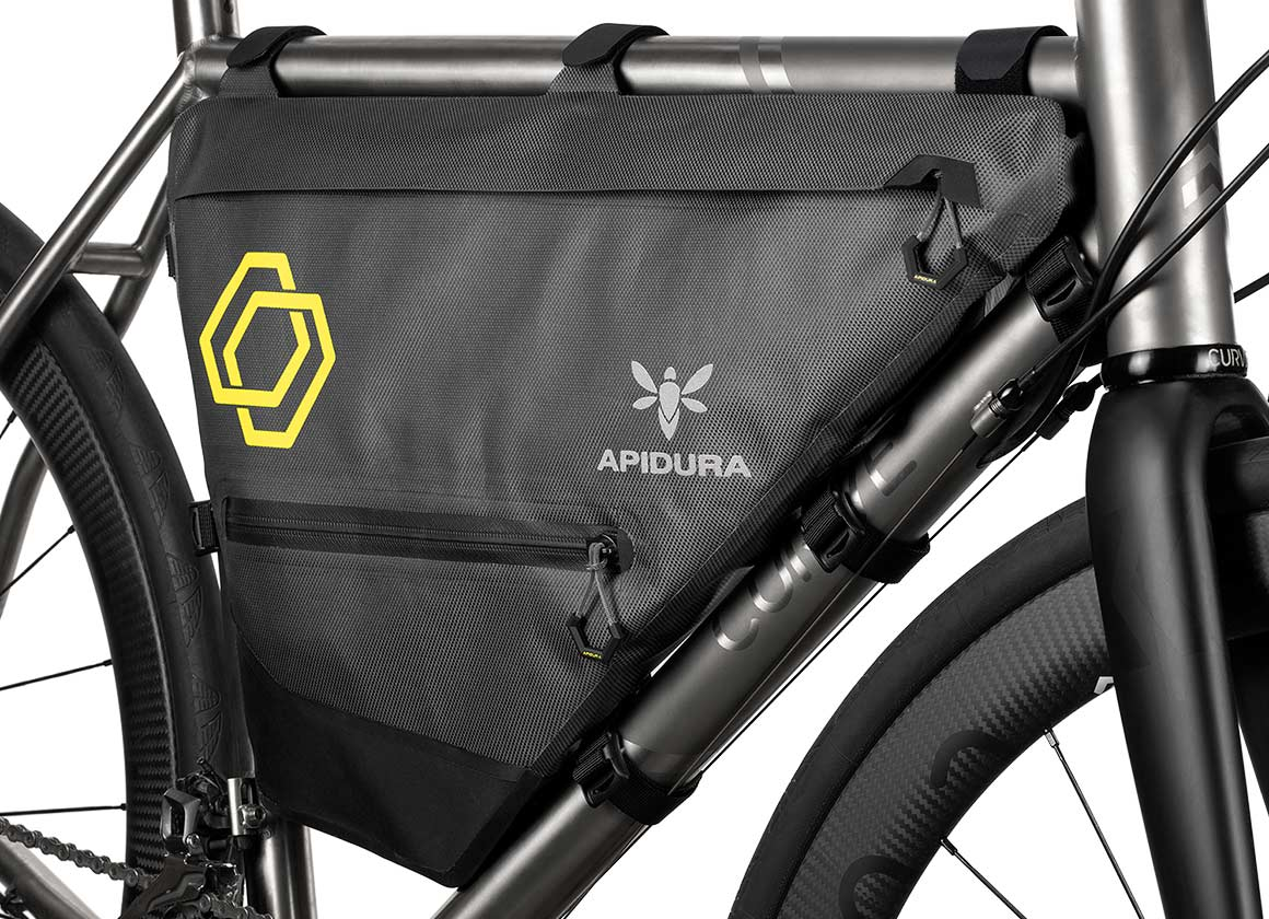 apidura bikepacking bag expedition full frame pack small medium size