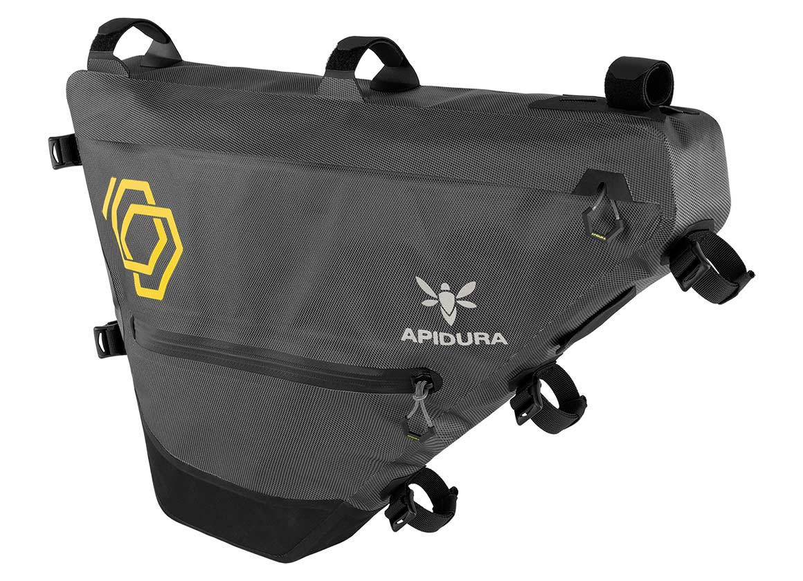 apidura bikepacking bag expedition large full frame pack waterproof