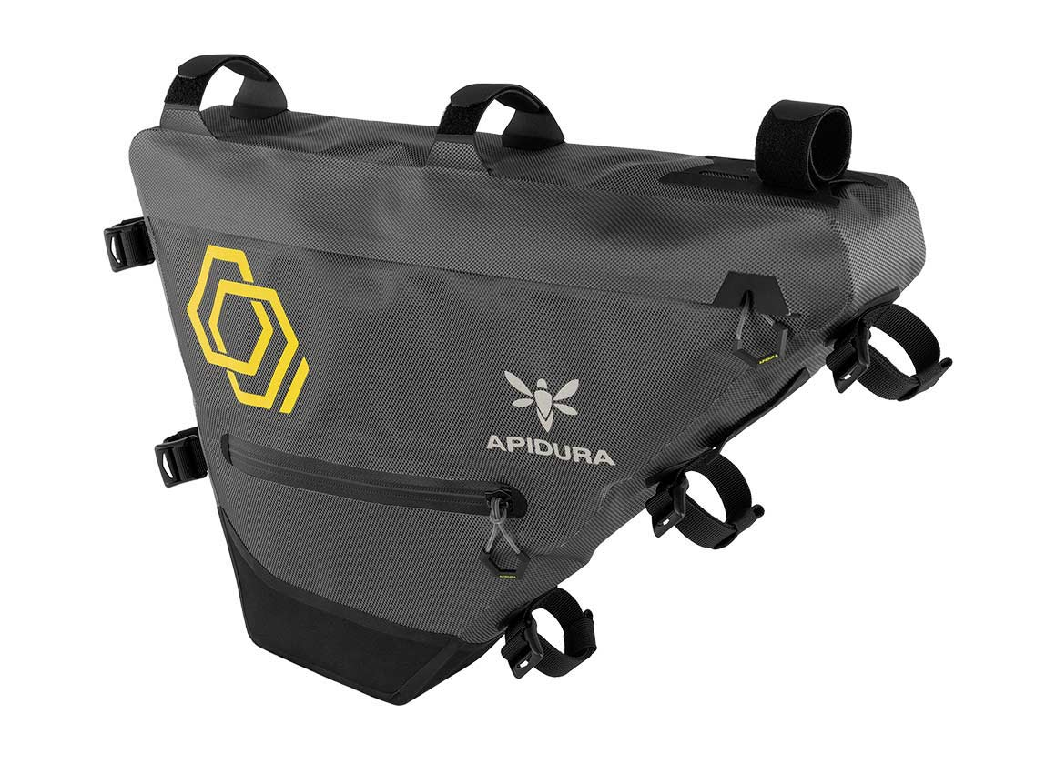 apidura bikepacking bag expedition small full frame pack waterproof