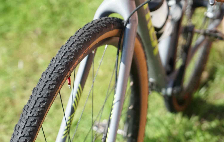 A WTB Nano Gravel Tyre