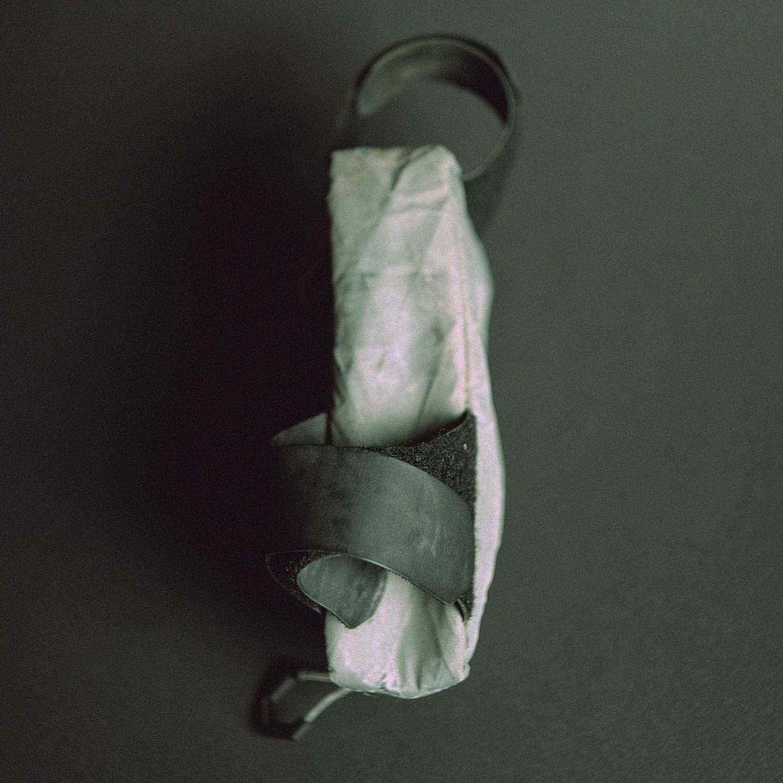 Kristof Allegaert's Backcountry Top Tube Pack